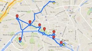 Recorrido por los puntos imprescindibles para cualquier visitante de París.