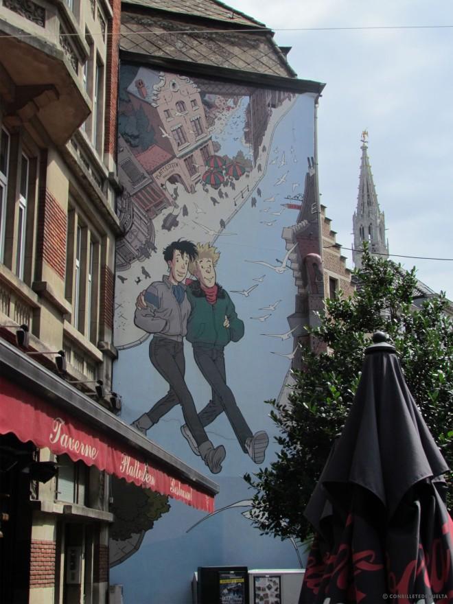 Broussaille Bruselas